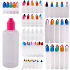Kyпить 10-100ml Empty Plastic Squeezable Drop Bottles Eye Liquid Dropper Container Case на еВаy.соm