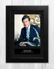 Roger Moore 007 James Bond 2 Autographed Mounted Reproduction Print A4 £23.95 GBP on eBay
