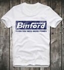 seltene Gegenstände ! T-Shirt BINFORD TOOLS HOME IMPROVEMENT TIM HÖR MAL WER DA