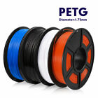 Kyпить SUNLU PETG 3D Printer Filament 1.75mm 1KG/2.2LB New Spool Muticolor No Bubble на еВаy.соm