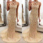 Womens Formal Bodycon Maxi Dress Mermaid Wedding Evening Party Ball Gown Dresses $27.06 USD on eBay