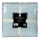 Throw Blanket (50x60 Inch Set of 2) 100% Luxurious Cotton Batic Excel Hometex