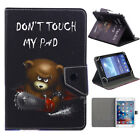 "For Barnes & Noble NOOK HD+ 7"" 9"" Tablet Universal Adjustable Leather Case Cover"