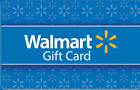 Walmart Gift Card Valued @ $5, $10, $15, $25, $30, $50, $100 *You Choose For Sale