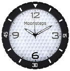 Wall Clock Watch Large Modern Round Clock Simple Home Bedroom Kitchen Work