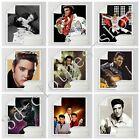 Elvis Presley 3D Printed Sherpa Blanket Couch Quilt Cover Travel Bedding U17