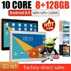 10 1 inch hd game tablet computer pc android 8 0 ten core gps wifi dual camera