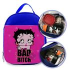 """BETTY BOOP 07 Custom Printed Lunch Bag Size 7""""L X 9""""H X 3""""W For Kids $32.65 CAD on eBay"""