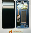 Samsung Galaxy S9 G960 LCD Screen Digitizer Replacement With Light Burnt Image