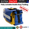 Beehive Fully Lockable Zippable Vinyl Double Base Toolbag Heavy Duty Hi-Vis
