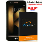 Upgraded For LG K20 Plus TP260 MP260 3920mAh Battery or Wall Dock Charger Cable