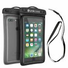 Waterproof Phone Pouch, PunkBag Universal Floating Dry Case Bag for most Phones