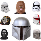 Mandalorian Helmet Star Wars Sith Trooper Mask Adult Carnival Party Cosplay Prop $32.18 USD on eBay