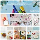 Selens+Double+Sided+Wood+Photography+Backdrop+Background+Ins+Paper+Props+34x22in