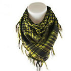 Women Winter Thermal Scarf Check Long Neck Wrap Knit Plaid Lightweight Scarves