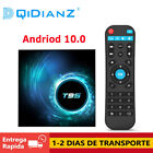 T95 Smart TV Box Android 10.0 Allwinner H616 Quad Core 1080P H.265 4K CAJA