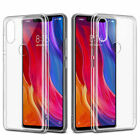 For Xiaomi Redmi Note 8 7 Pro Ultra Thin Ring Stand TPU Bling Sparkle Case Cover