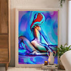 Canvas Painting Wall Poster Oil Painting Prints - Sexy Men & Women Art,US Stock