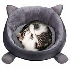 Cotton Cat Bed House Cats Dogs Indoor Washable Sleeping Beds Round Cushion House