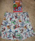 Marvel Comics Collector's Edition Men's Boxers Various Sizes New in Box MSRP $24