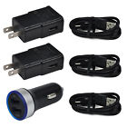 Phone Type C Cable For Motorola Moto Z3 Z4 G6 G7 Power USB Home Wall Car Charger