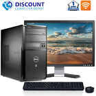 "Купить Dell Vostro Desktop Computer Tower | Intel 8GB 1TB HD 22"" LCD Wifi 