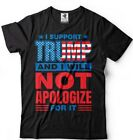 I Support Trump Donald Trump 2020 Shirt Men Women MAGA Pro Trump T shirt image