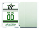 NHL Dallas Stars Personalized Name/Number iPad/iPad Mini Case 162905w $23.99 USD on eBay
