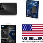 WD 5TB 4TB 2TB My Passport X Portable External Hard Drive Sony PS4 PS5 Xbox One