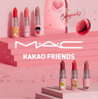 M.A.C MAC X KAKAO FRIENDS 2021 New Collection Lipstick 6 Colors Limited Editio