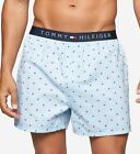 Tommy Hilfiger 09T3255 Micro Flag Basic100% Cotton Woven Boxer
