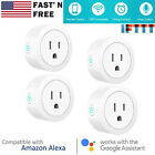 4-Pack-WiFi-Smart-Plug-Socket-Outlet-Switch-APP-Remote-Control-AlexaGoogle-Home