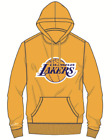 Men's Los Angeles Lakers NBA Basketball Mitchell & Ness Gold HWC Sweatshirt NBA