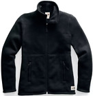The North Face Women's Crescent Full Zip - TNF Black Heather - A3YTEKS7