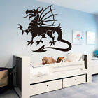 Flying Dragon Home Bedroom Decoration Accessories Removable Wall Stickers