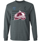 Nathan MacKinnon Colorado Avalanche 2020 Hockey All-Star Game T-Shirt M-3XL $22.95 USD on eBay