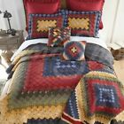 COUNTRY PRIMITIVE FARMHOUSE CHESAPEAKE TRIP QUILTED COLLECTION DONNA SHARP image