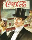 Coca Cola Vintage Poster Collection (8) - Van-Go Paint-By-Number Kit $31.15  on eBay