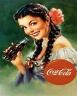 Coca Cola Vintage Poster Collection (13) - Van-Go Paint-By-Number Kit $31.15  on eBay