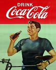 Coca Cola Vintage Poster Collection (18) - Van-Go Paint-By-Number Kit $31.15  on eBay