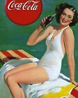 Coca Cola Vintage Poster Collection (41) - Van-Go Paint-By-Number Kit $31.15  on eBay