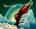 Coca Cola Vintage Poster Collection (64) - Van-Go Paint-By-Number Kit $31.15  on eBay