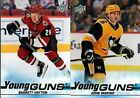 2019-20 UPPER DECK SERIES 2 YOUNG GUNS ROOKIE RC SINGLES #451-500 - YOU PICKIce Hockey Cards - 216