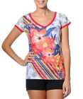 Smash Barcelona S-XXL UK 10-18 RRP ?34 Ananke Top Tropical Floral