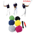 Golf Intelligent Impact Ball Golf Swing Trainer Aid Practice Posture Correct FR