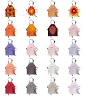 Ambesonne Apron Adjustable Strap for Gardening Cooking Vivid Colors