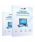 F-secure Freedome Vpn 2020 PC/Mac/ Ios and Android
