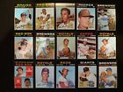 2020 Topps HERITAGE 1971 TOPPS ORIGINALS 50TH ANNIVERSARY BUYBACK You PickBaseball Cards - 213