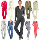 Vertigo Paris Vintage Embroidered Lounge Tracksuit Jog Set