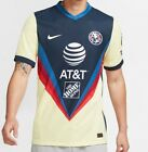 Nike Club America Vapor Match 100 Authentic Jersey Professional Slim Fit Player